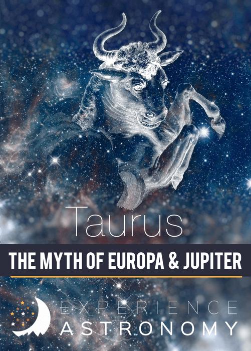 Taurus and the Myth of Europa