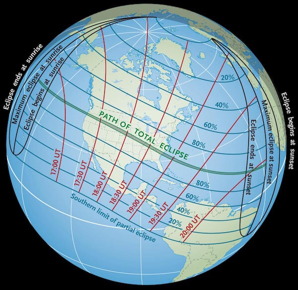 August 21 2017 Total Eclipse
