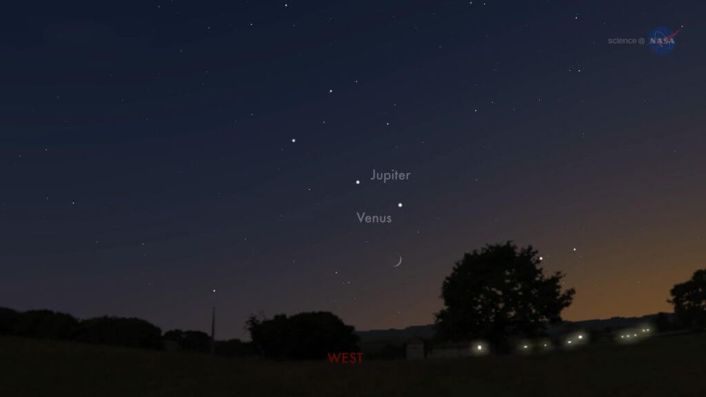 Planning for the August 27 Planetary Conjunction