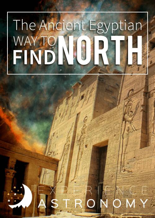 TheAncientEgyptianWayToFindNorth