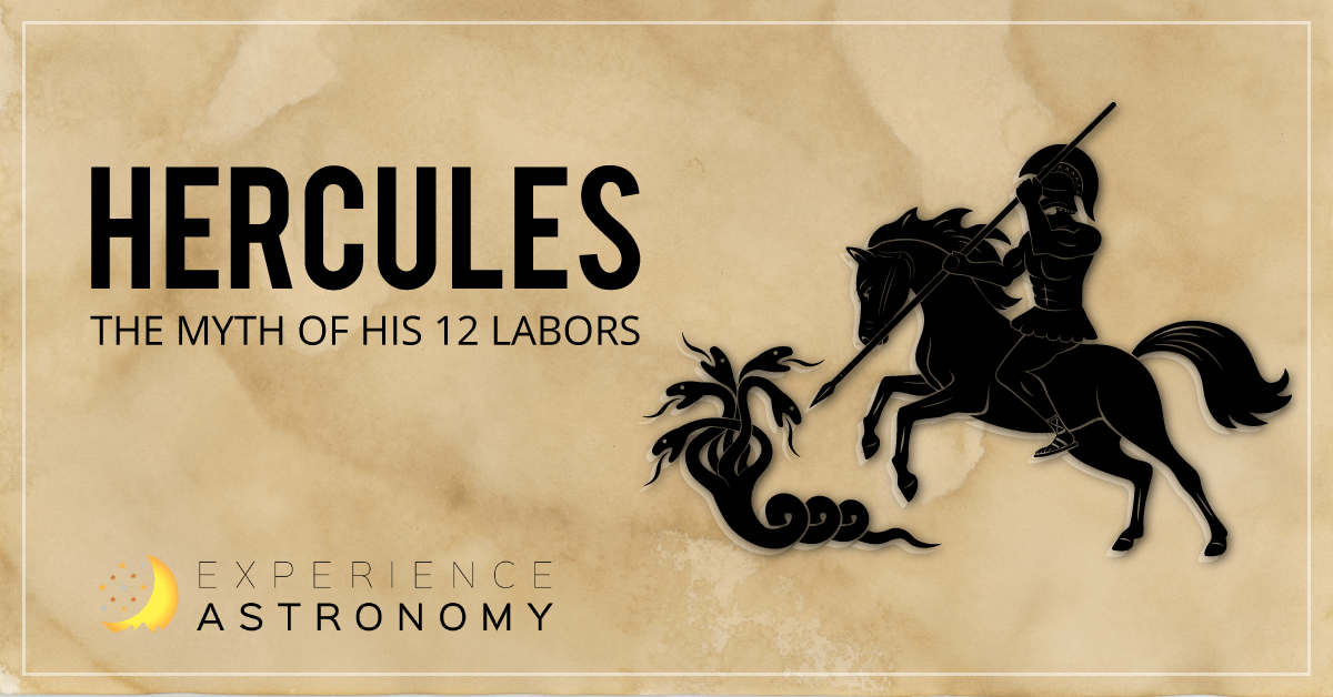 Hercules - the Myth of His 12 Labors